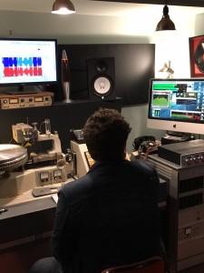 digital mastering