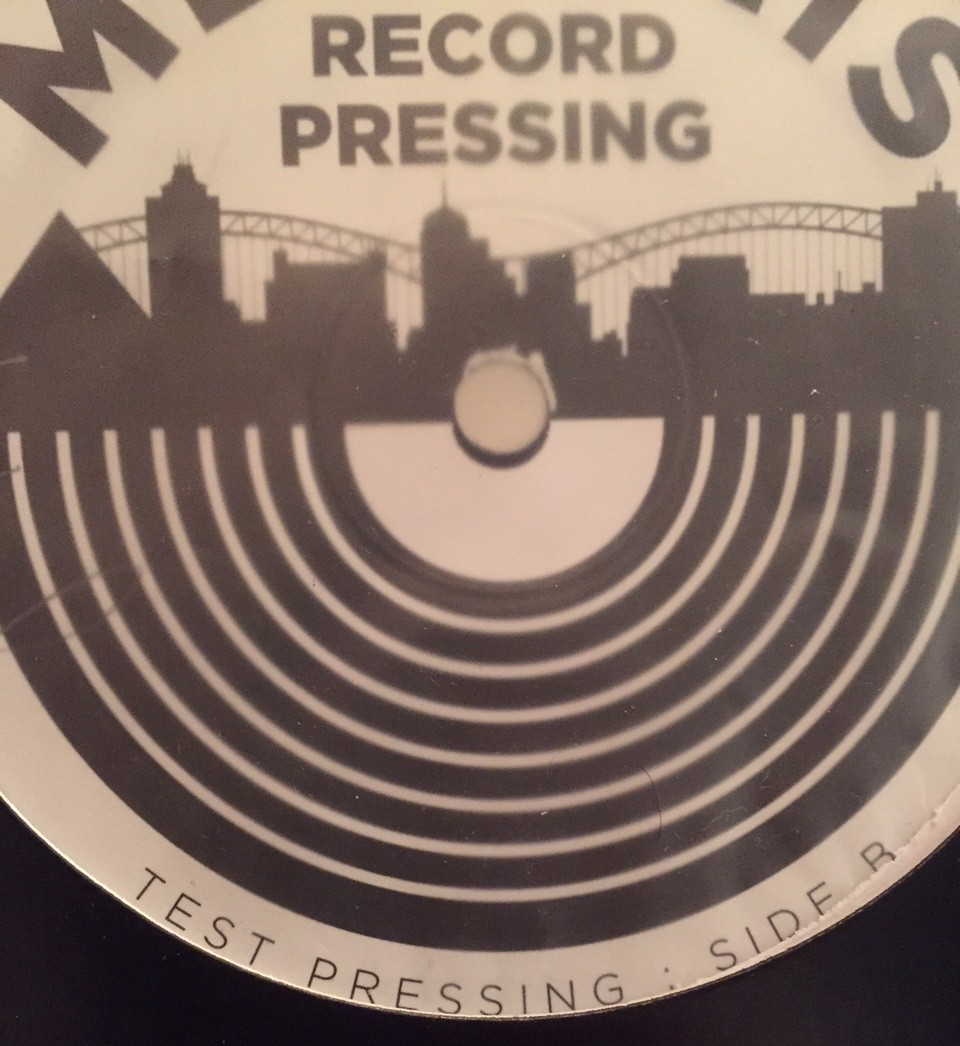 testpressing