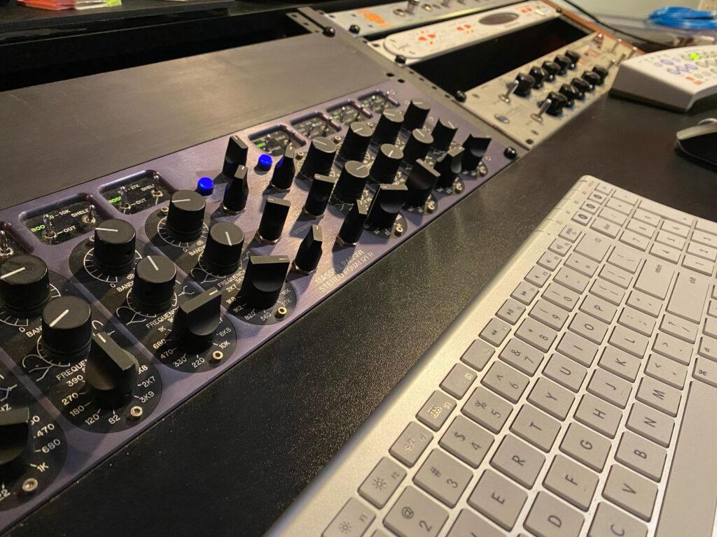 Manley Stereo Compressor